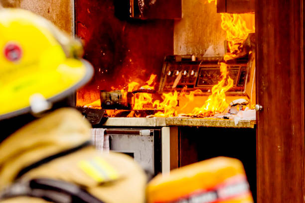 Cooking Safety: Tips to Avoid Fires in your Kitchen