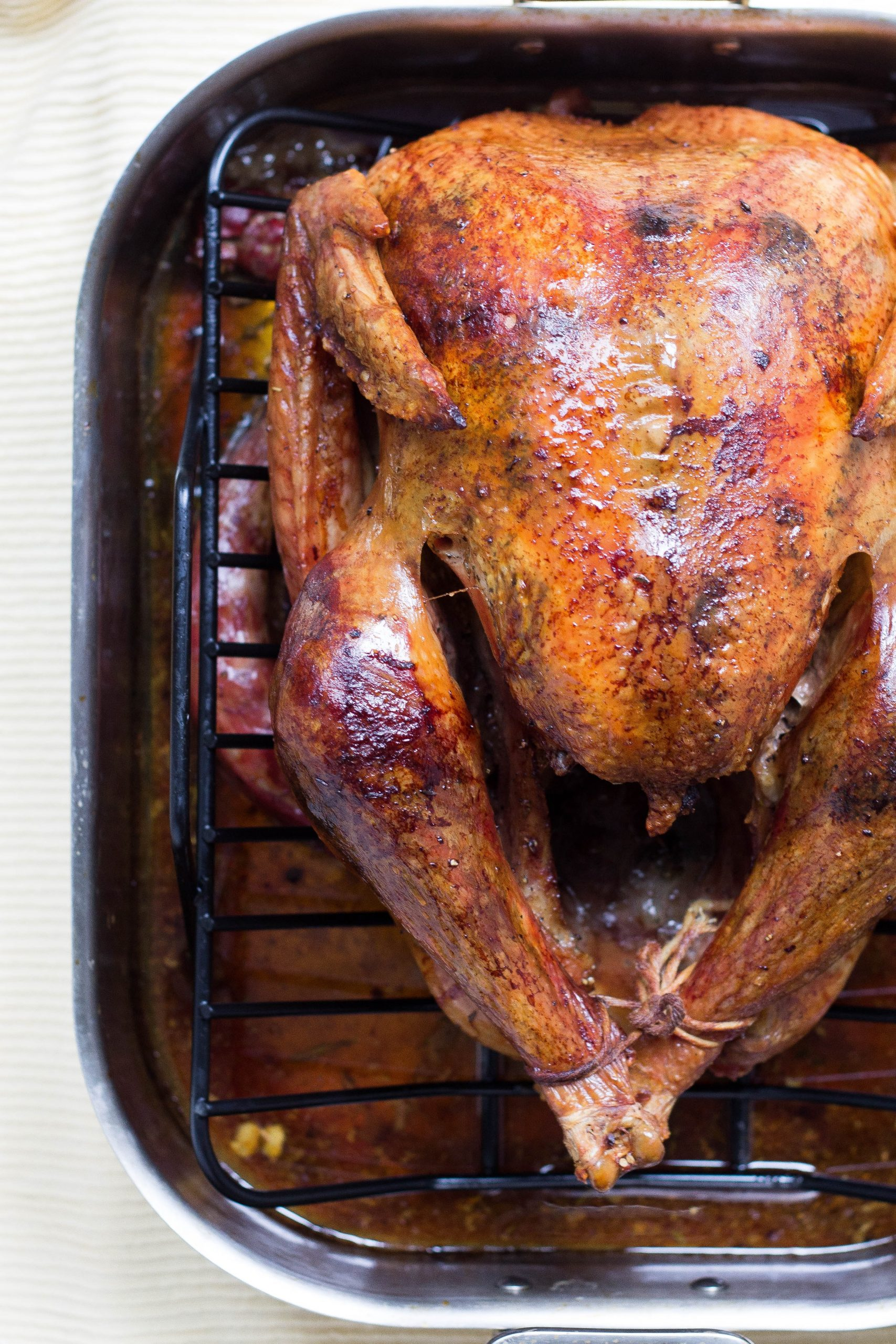 How to Cook Your Thanksgiving Turkey