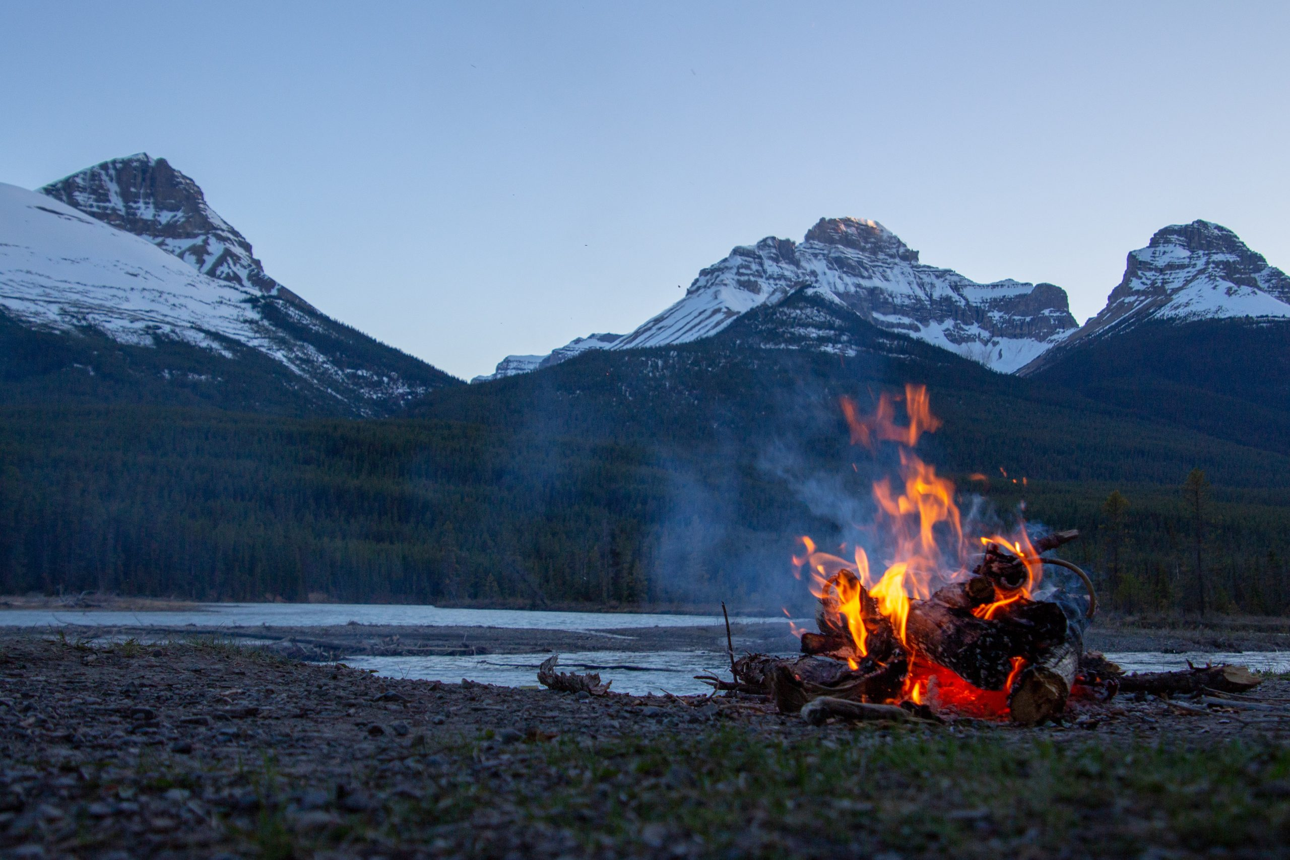 Summer Fire Safety Series: Campfires