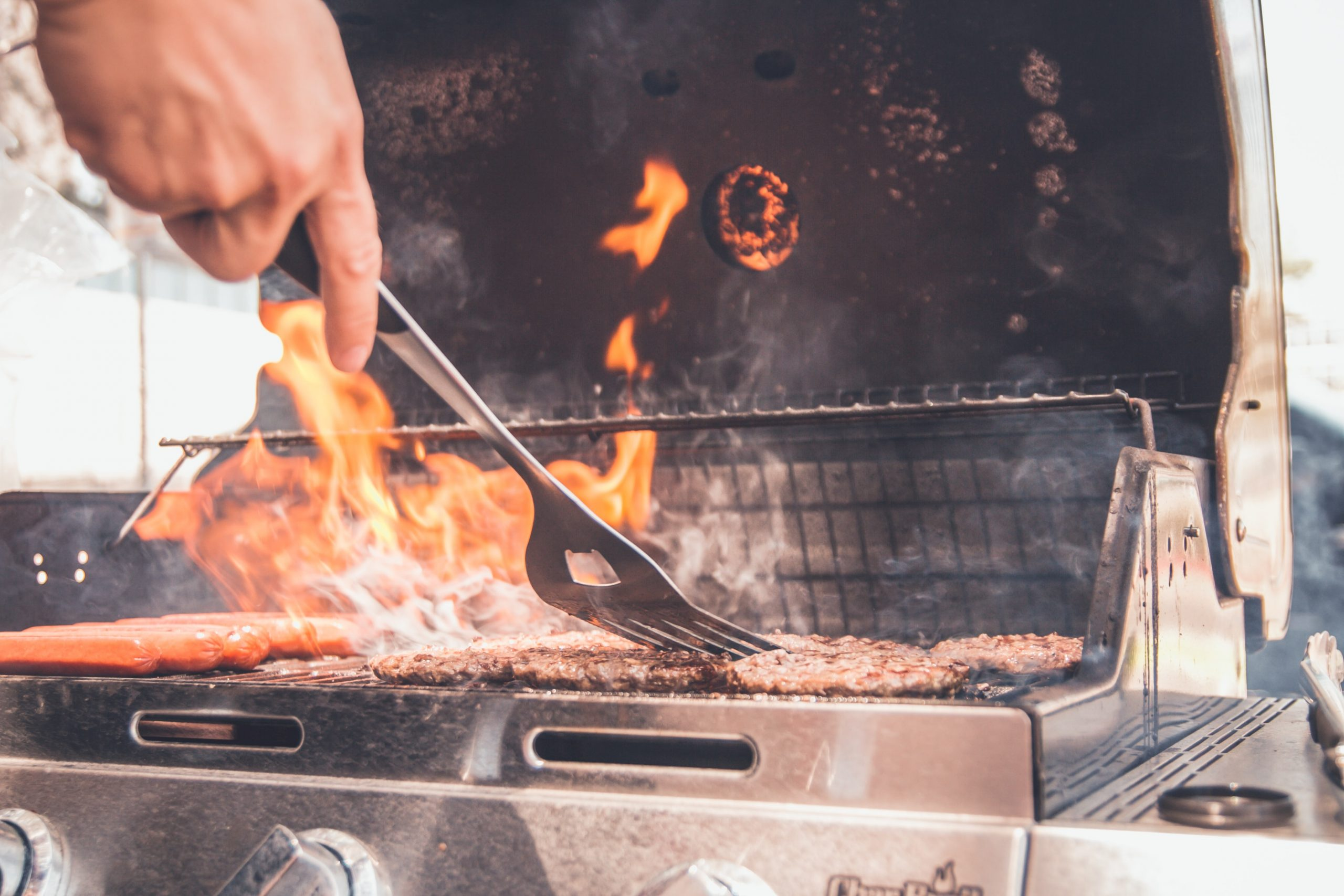 Summer Safety Series: Grilling